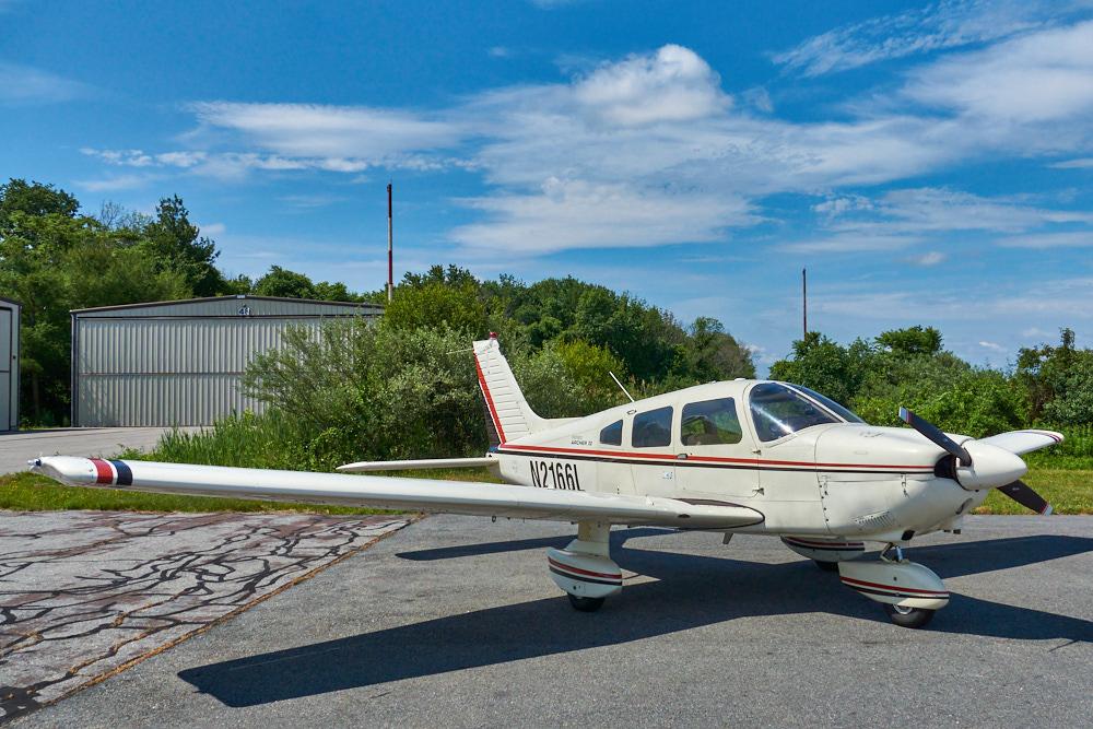 N2166L 1979 Piper Archer